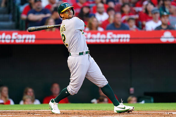 2019 MLB Draft Guide Player Profile: Khris Davis
