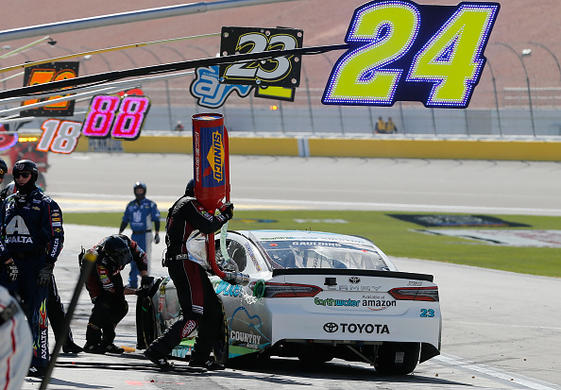 DFS NASCAR: Pennzoil 400 Playbook