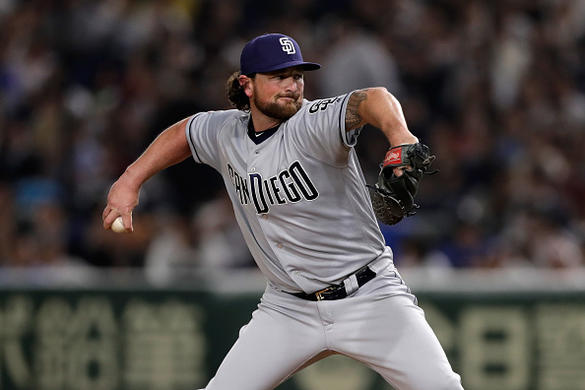 2019 MLB Draft Guide Player Profile: Kirby Yates