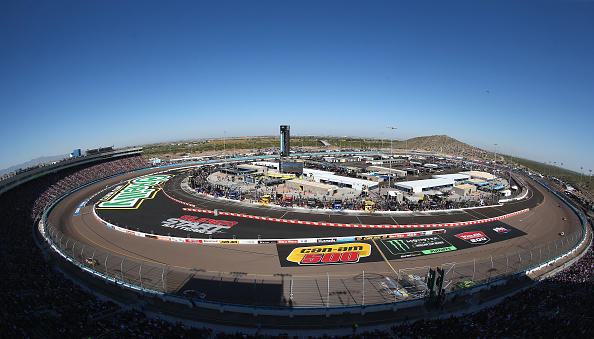 DFS NASCAR: TicketGuardian 500 Practice Notes