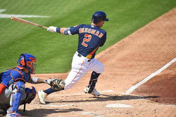 2019 MLB Draft Guide Player Profile: Alex Bregman