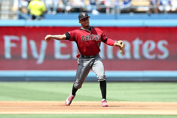 2019 MLB Draft Guide Player Profile: Ketel Marte