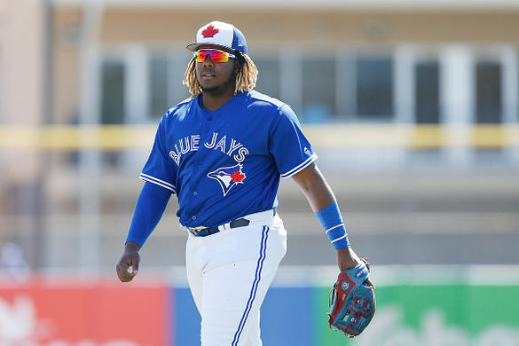 2019 MLB Draft Guide Player Profile: Vladimir Guerrero Jr.