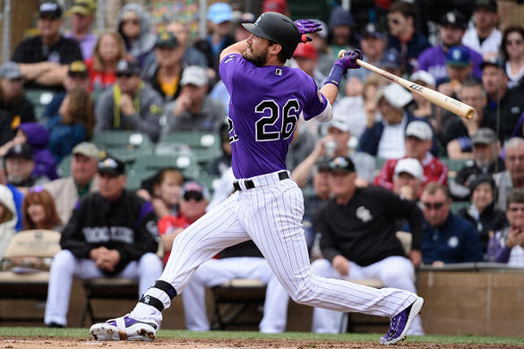 2019 MLB Draft Guide Player Profile: David Dahl