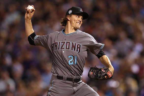 2019 MLB Draft Guide Player Profile: Zack Greinke