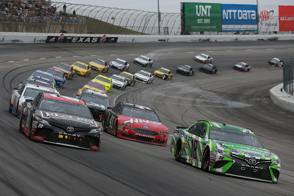 DFS NASCAR: O'Reilly Auto Parts 500 Track Breakdown