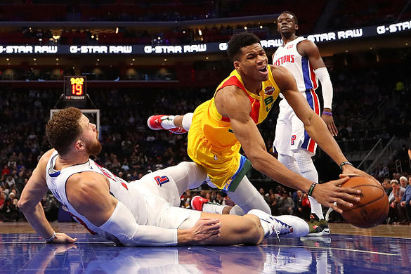 NBA Playoff Preview: Bucks vs Pistons (Video)