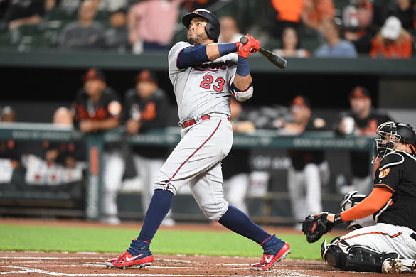 MLB DFS Example Lineups: April 21