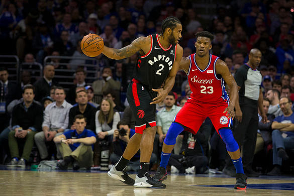 NBA Playoff Preview: 76ers vs Raptors  (Video)