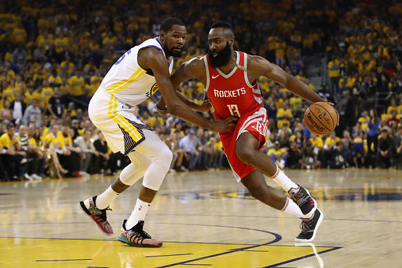 NBA Playoff Preview: Warriors vs Rockets (Video)