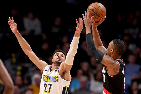 NBA Playoff Preview: Trail Blazers vs Nuggets (Video)