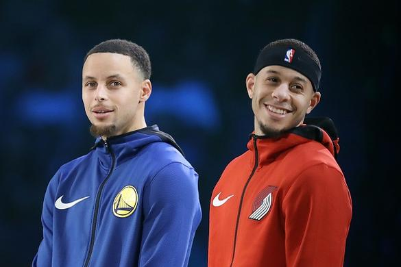 NBA Playoff Preview: Trail Blazers vs Warriors (Video)