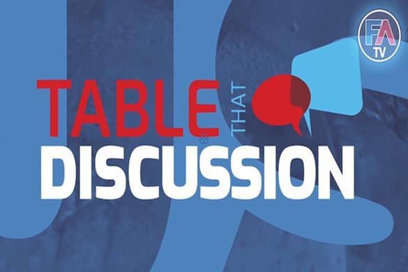 Table That Discussion: Episode 3 - May 23 Cover Image