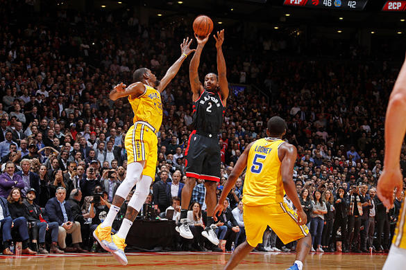 NBA Finals Preview - Warriors vs Raptors (Video)