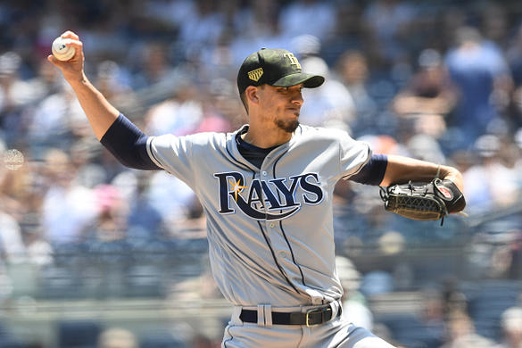 MLB DFS Example Lineups: June 10