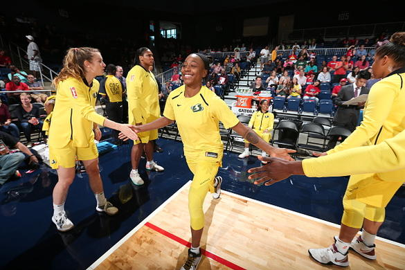 WNBA DFS Playbook & Example Lineups: June 21