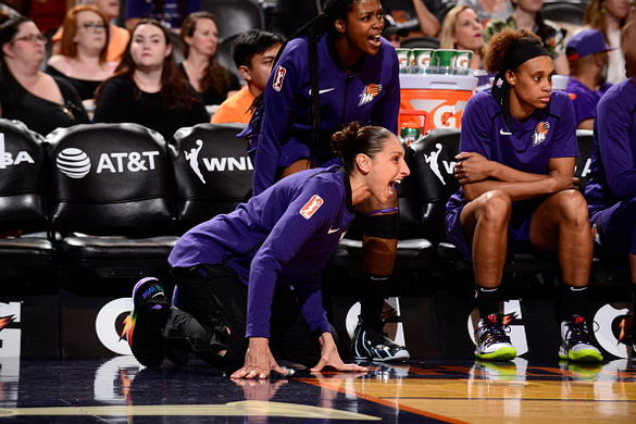 WNBA DFS Playbook & Example Lineups: June 28