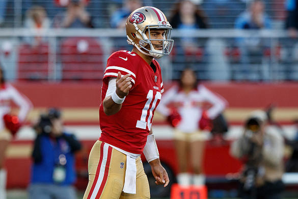 2019 NFL Draft Guide Player Profile: Jimmy Garoppolo