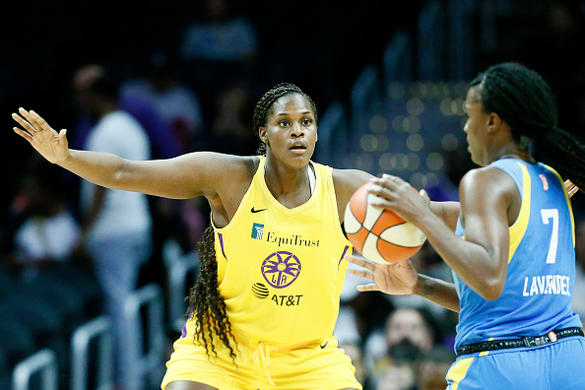 Fantasy Alarm WNBA DFS Podcast - July 12