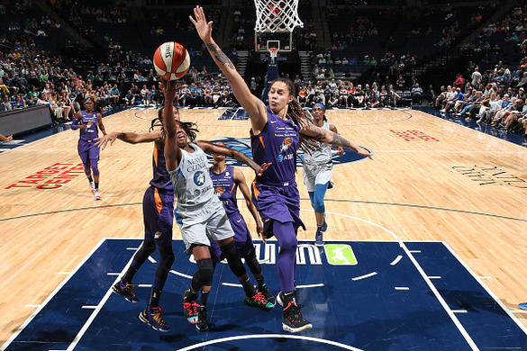 Fantasy Alarm WNBA Podcast - July 14 Cover Image
