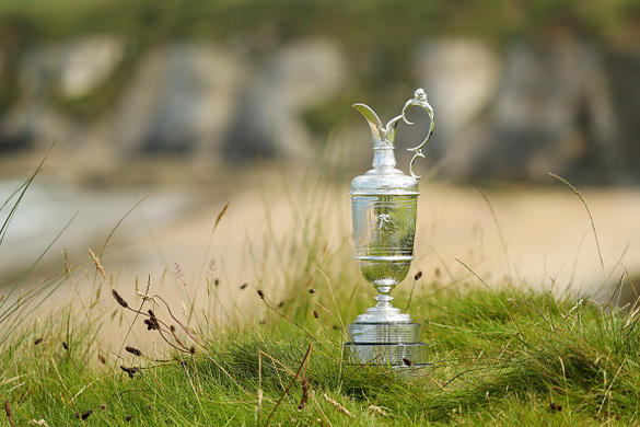 PGA DFS Playbook - The Open Championship