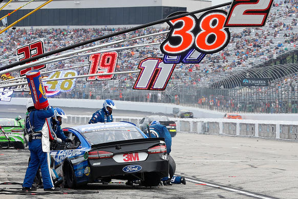 NASCAR DFS: Foxwoods Resort 301 Playbook