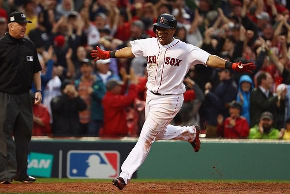 Behind the Breakout: Rafael Devers