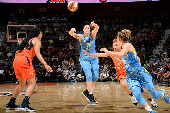 WNBA DFS Playbook & Example Lineups: August 3