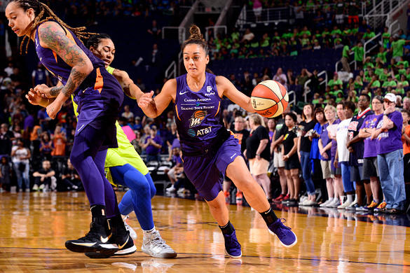 WNBA DFS Playbook & Example Lineups: August 4