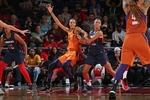 WNBA DFS Playbook & Example Lineups: August 14