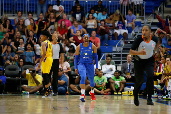WNBA DFS Playbook & Example Lineups: August 16