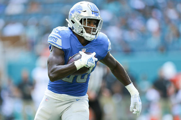 2019 NFL Draft Guide Player Profile: Kerryon Johnson
