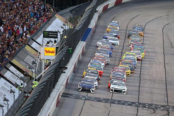 NASCAR DFS: Bojangles Southern 500 Example Lineups