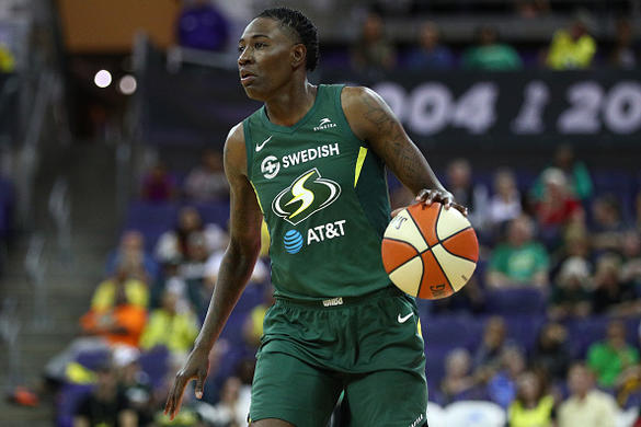 WNBA DFS Playbook & Example Lineups: September 1
