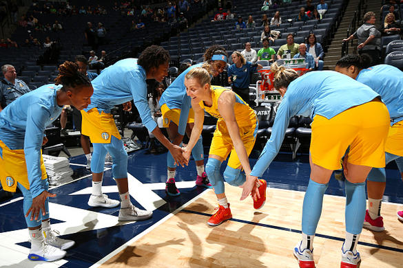 WNBA DFS Playbook & Example Lineups: September 6