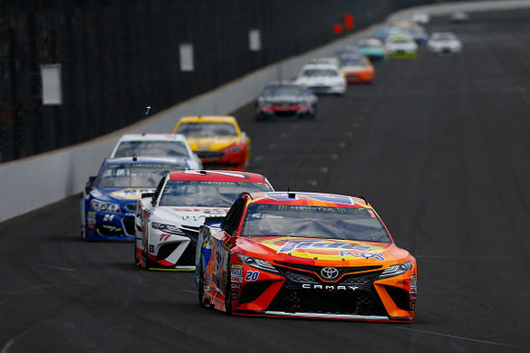 NASCAR DFS: Brickyard 400 Practice Notes