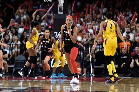 WNBA DFS Playbook & Example Lineups: September 8 Cover Image