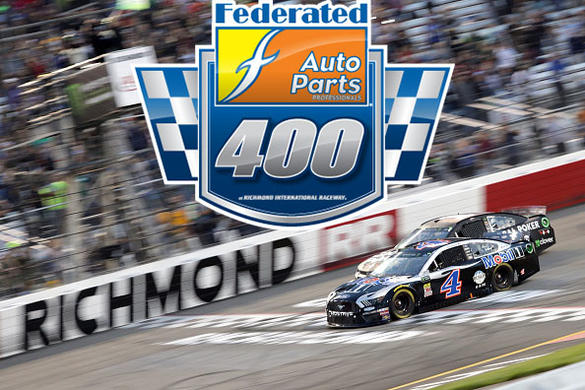 NASCAR DFS: Federated Auto Parts 400 Podcast