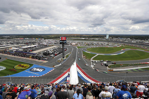 NASCAR DFS: Bank Of America Roval 400 Practice Notes