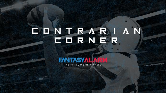 NFL DFS Contrarian Corner: Week 10 (Video)