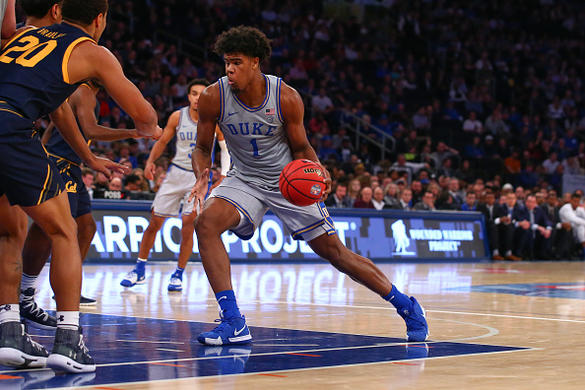 NCAA College Basketball DFS Playbook: November 22