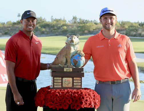 PGA DFS Example Lineups - Hero World Challenge