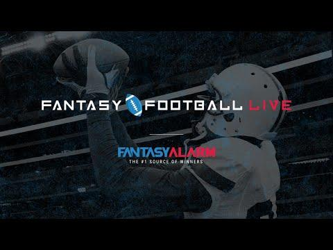 Fantasy Alarm Fantasy Football Live - NFL Week 14 Cover Image