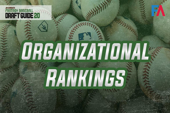 2020 MLB Draft Guide: Organizational Rankings
