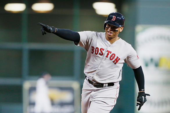 2020 MLB Draft Guide Player Profile: Rafael Devers
