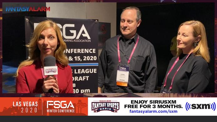FSGA Expert Draft: Glen Colton & Stacie Stearn talk Strategy