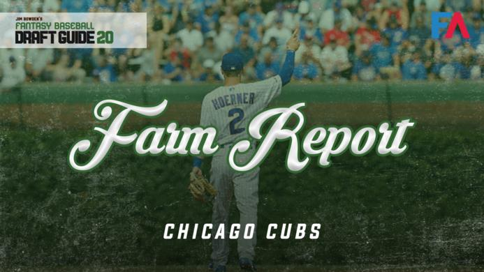 2020 MLB Draft Guide: Farm Report: Chicago Cubs
