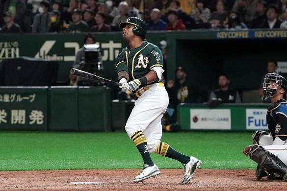 2020 MLB Draft Guide Player Profile: Khris Davis
