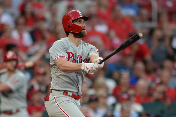 2020 MLB Draft Guide Player Profile: Bryce Harper