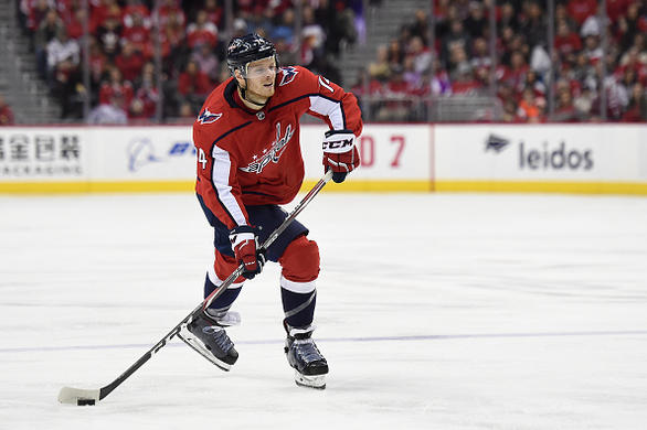 NHL DFS Example Lineups: January 27
